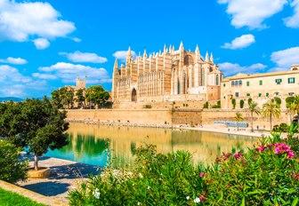 Cathedral of Santa Maria in Palma, Mallorca