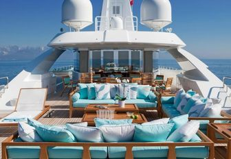Superyacht 'Ramble On Rose' Joins The Global Charter Fleet photo 2