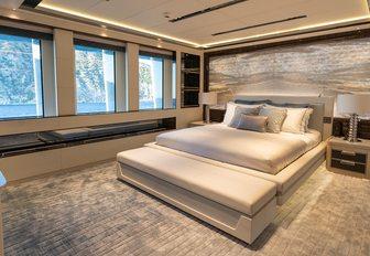 First look: Inside brand new 80m charter superyacht TATIANA photo 7