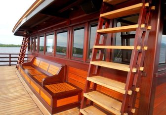 Video: Charter Yacht 'Dunia Baru' Available In Myanmar This Winter photo 8