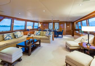 Superyacht 'No Buoys' Joins The Global Charter Fleet photo 3