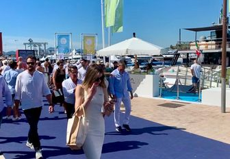 Cannes Yachting Festival 2019: Day 4 in pictures  photo 17