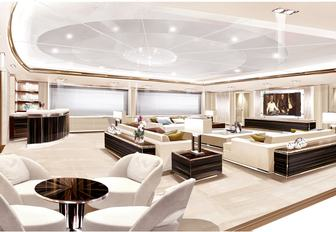 85m Superyacht O'PTASIA To Be Delivered In May And Open For Summer Charters photo 3