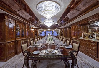 Lurssen Charter Yacht 'Martha Ann' To Attend The Monaco Yacht Show 2016 photo 6