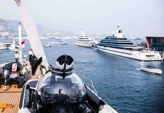 Round-Up of the Monaco Yacht Show 2017 photo 7
