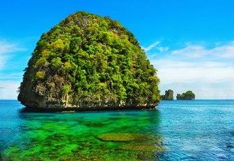 Andaman Islands sea