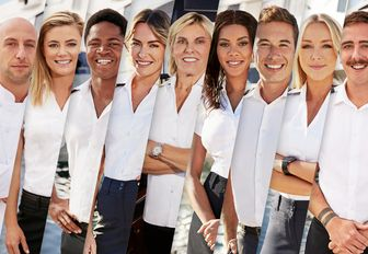 crew onboard below deck mediterranean season 6