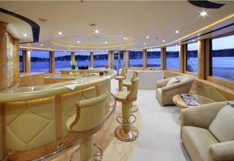 Lurssen Charter Yacht 'Capri I' Confirmed For Mediterranean Yacht Show 2017 photo 4