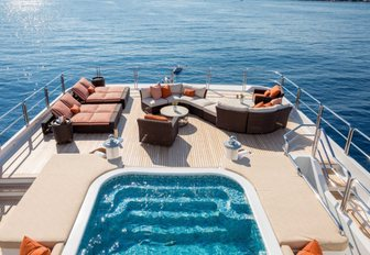 Unmissable special offer for Mediterranean yacht charters with superyacht 'Lady Luck' photo 4