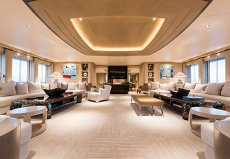 82m superyacht RoMea to charter in the Maldives this winter photo 2