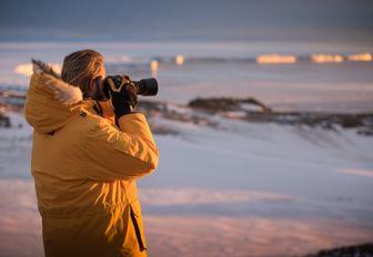 Antarctica Photographer
