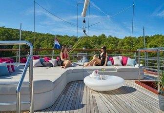corsario superyacht