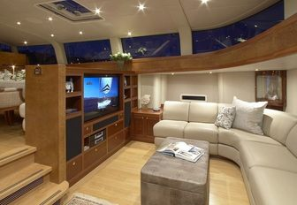 Sailing Yacht 'Cinderella IV' Available In Spain This Summer photo 7
