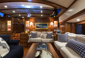 5 Top Superyachts Available For Charter At The America's Cup 2017 photo 3