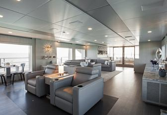 5 Top Superyachts Available For Charter At The America's Cup 2017 photo 11
