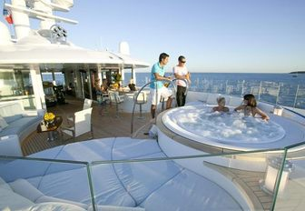 5 Luxury Yachts Open For Charter in the Greek Isles This Summer photo 12
