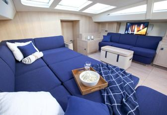 Sailing Yacht PTARMIGAN Now Taking Enquiries For Summer Charters In West Mediterranean photo 2