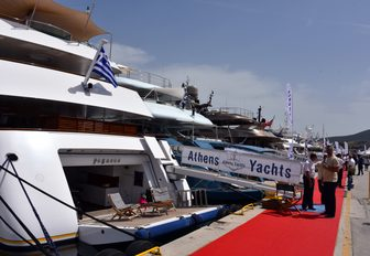 A Round-Up of the Mediterranean Yacht Show 2017 photo 4