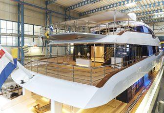 Feadship Launch Superyacht VANISH photo 6