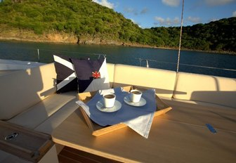 Sailing Yacht PTARMIGAN Now Taking Enquiries For Summer Charters In West Mediterranean photo 4