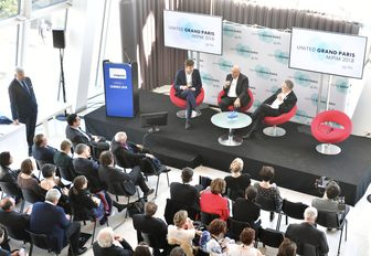 Attendees of MIPIM at conference in Cannes