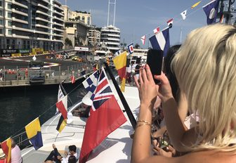 Why you should charter a private yacht at the Monaco Grand Prix  photo 6