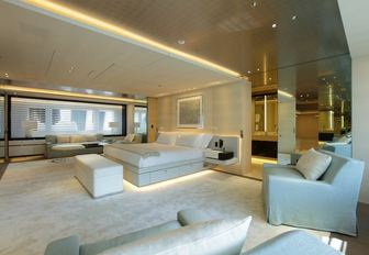 5 Top Superyachts Available For Charter At The America's Cup 2017 photo 18