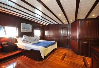 Luxury Gulet Yacht SMILE Offers Reduced Rate for Summer Charters in the East Mediterranean photo 2