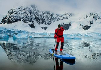 Antarctica: A superyacht vacation of a lifetime photo 9