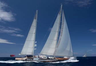 sailing yacht INFATUATION will be attending the Palma Superyacht Show 2017