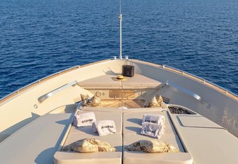 Greece yacht charter special: luxury yacht ANAMEL offers 2020 discount  photo 4