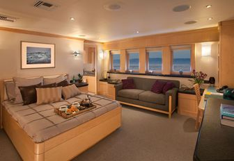BBC Blue Planet TV series superyacht ALUCIA now available to charter photo 2