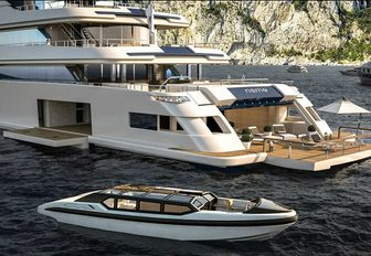 CRN Superyacht Cloud 9 To Attend The Monaco Yacht Show 2017 photo 4