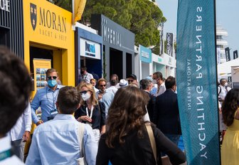 Watch: A round-up of all the action from the Monaco Yacht Show 2021 photo 27