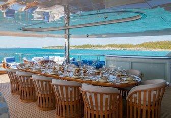 Superyacht 'My Seanna' Open For Monaco Grand Prix Charter photo 2