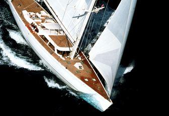 sailing yacht SPIIP prepares for the 2017 St Barths Bucket Regatta
