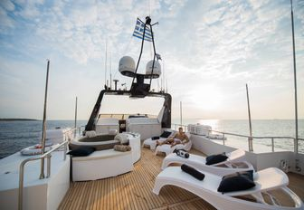 Superyacht ANDREA available for Greece yacht charters