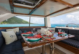 5 Top Superyachts Available For Charter At The America's Cup 2017 photo 2