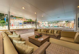 Exclusive: Virtual tour inside Below Deck Yacht 'The Wellington' photo 24