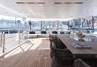 10 of the top charter yachts attending the Monaco Yacht Show 2018 photo 36