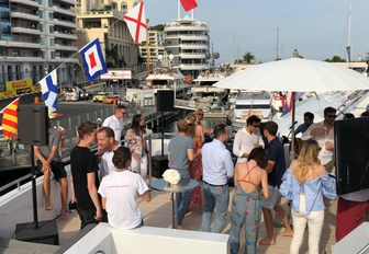 Why you should charter a private yacht at the Monaco Grand Prix  photo 7