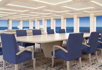 92m Feadship superyacht AQUARIUS joins the 2018 Monaco Yacht Show line-up photo 2