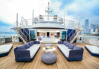 10 Of The Best Superyachts Available For New Year's Eve Charters photo 11