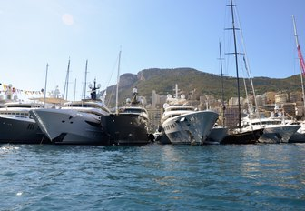 All the action from the Monaco Yacht Show 2018 so far photo 11