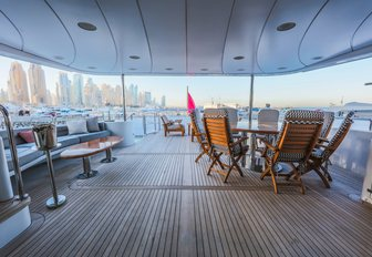 Superyacht DXB to charter in the West Mediterranean this summer photo 3