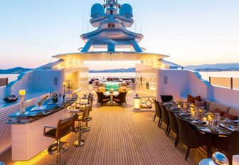 Unmissable special offer for Mediterranean yacht charters with superyacht 'Lady Luck' photo 2