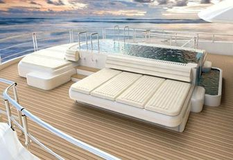 85m Superyacht O'PTASIA To Be Delivered In May And Open For Summer Charters photo 2