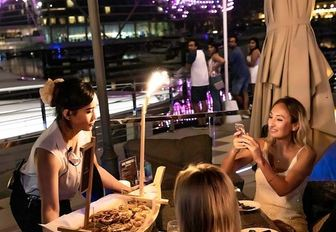 The best places to dine in Abu Dhabi during the F1 Race Week photo 8