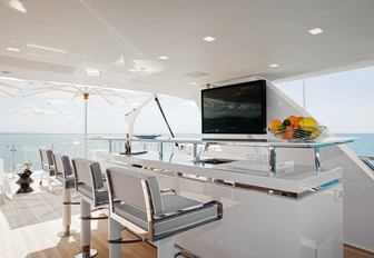 5 Top Superyachts Available For Charter At The America's Cup 2017 photo 9