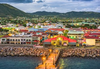 St Kitts and Nevis port